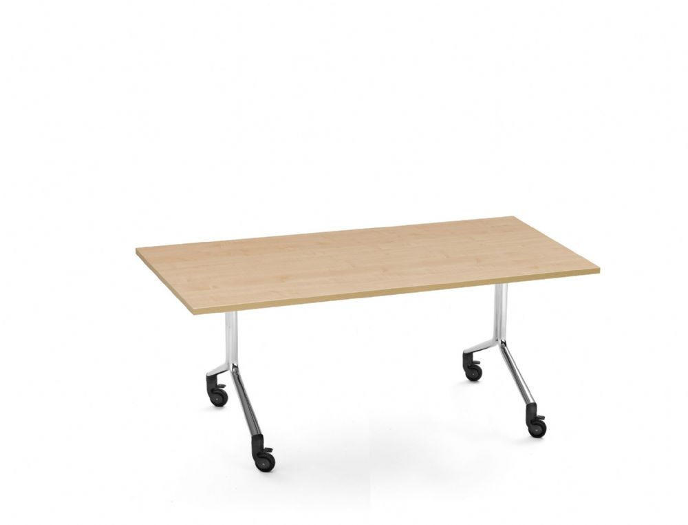 Pledge City Rectangular Table On Castors